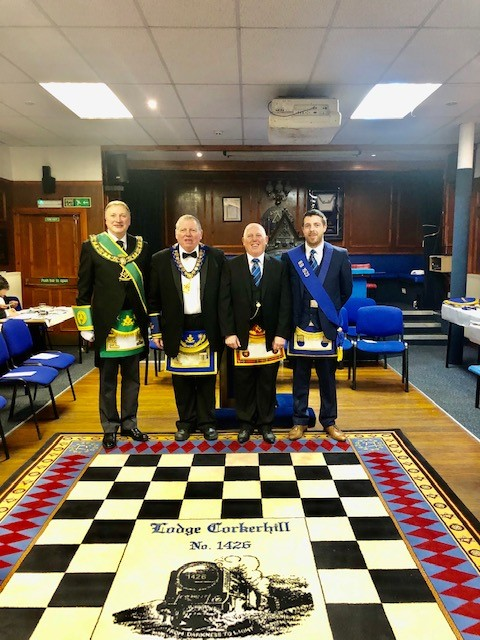 1426 PGM Master and Brethren