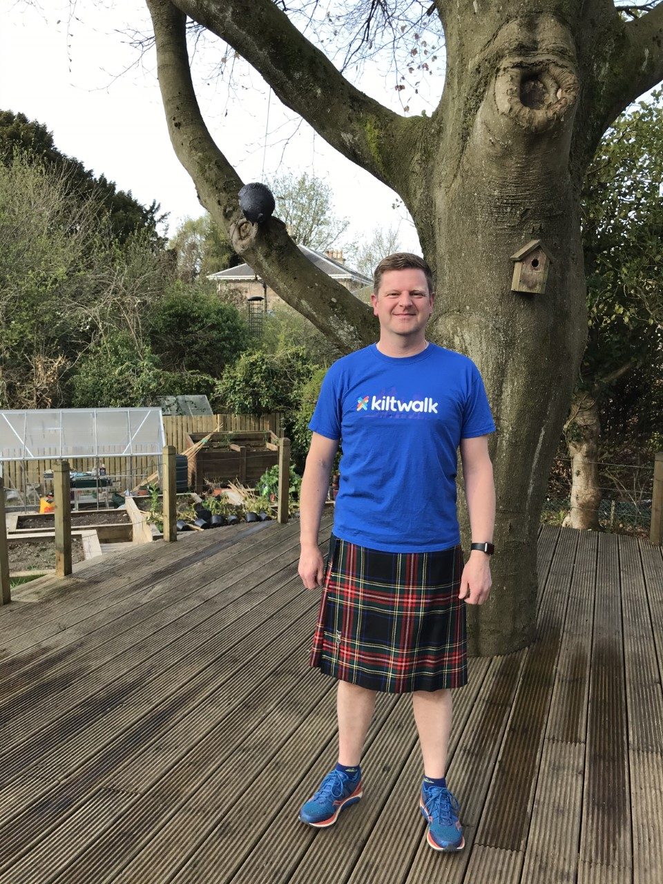 kiltwalk Simon Stewart 1505