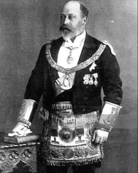 Edward Masonic Regalia